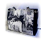 Сумки и аксессуары handmade. Livemaster - original item Handmade casual bag, large bag. Handmade.