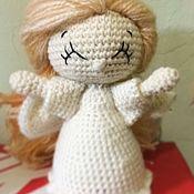 Куклы и пупсы ручной работы. Ярмарка Мастеров - ручная работа Куклы и пупсы: Милый друг Ангел. Handmade.