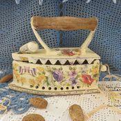 Для дома и интерьера handmade. Livemaster - original item Iron vintage ,,Old,,. Handmade.