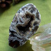 Материалы для творчества handmade. Livemaster - original item Geode agate. Handmade.