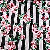 Ткань италия, жаккард Dolce Gabbana 2018
