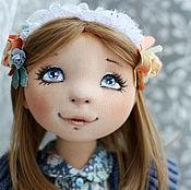 Куклы и игрушки ручной работы. Ярмарка Мастеров - ручная работа Текстильная авторская кукла Мари. Handmade.