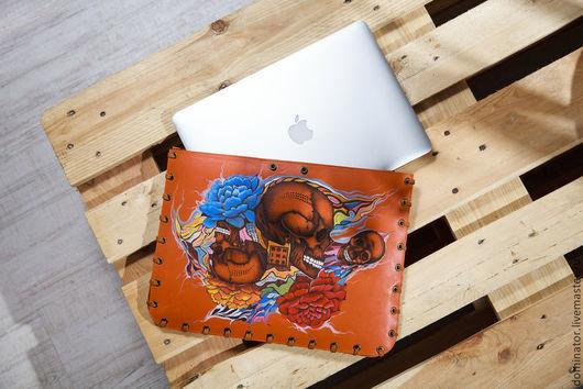купить чехол macbook pro дизайн хендмейд