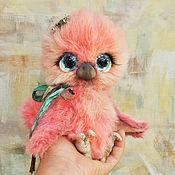 Куклы и игрушки ручной работы. Ярмарка Мастеров - ручная работа Птица Аэлфрит. Handmade.