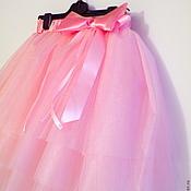 Одежда ручной работы. Ярмарка Мастеров - ручная работа Юбка фатиновая .. нежная розовая .... Handmade.