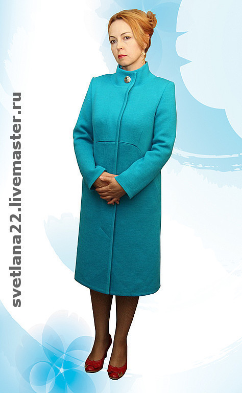 """Outer Clothing handmade. Livemaster - handmade. Buy Knitted coat""""Flirty"""".Wool, coat lining, wool with acrylic"""