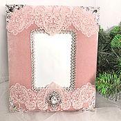 Сувениры и подарки handmade. Livemaster - original item Photo frame handmade. Handmade.