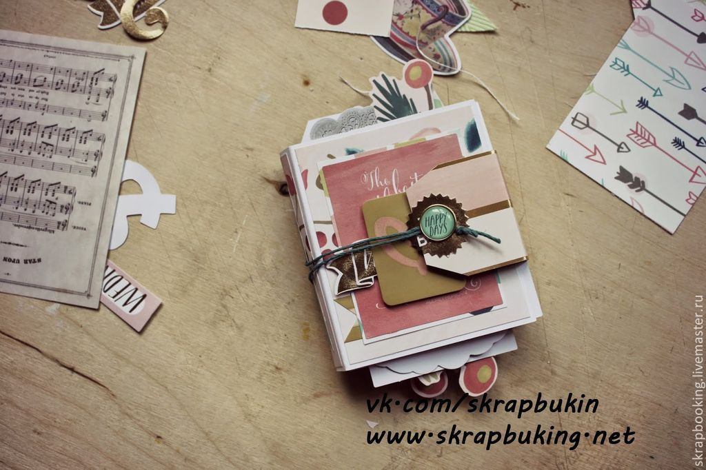 Folding album - postcard, Cards, Moscow,  Фото №1