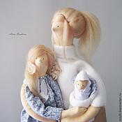 """Куклы и игрушки ручной работы. Ярмарка Мастеров - ручная работа Тильда  """"Дорогая мамочка, я так люблю тебя!"""". Handmade."""
