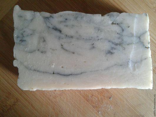 Мыло ручной работы. Ярмарка Мастеров - ручная работа. Купить Шелковое мыло с нуля. Handmade. Белый, мыло в подарок