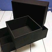 Сувениры и подарки handmade. Livemaster - original item Gift box according to your size.. Handmade.