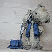 Куклы и игрушки ручной работы. Ярмарка Мастеров - ручная работа Кот Смайлик. Handmade.