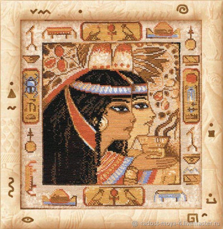 Набор для вышивания крестом Египет от фирмы Риолис, Наборы для вышивания, Одинцово,  Фото №1