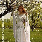 """Свадебный салон ручной работы. Ярмарка Мастеров - ручная работа Средневековое свадебное платье """"Принцесса Изольда"""". Handmade."""
