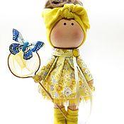 Куклы и пупсы ручной работы. Ярмарка Мастеров - ручная работа Интерьерная кукла. Кукла интерьерная.. Handmade.