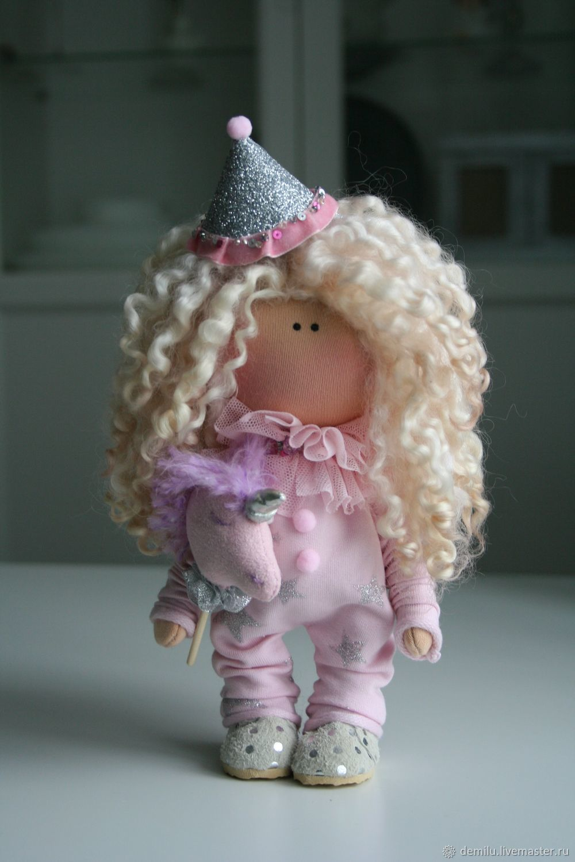 Кукла интерьерная кукла текстильная Кукла из ткани, Куклы и пупсы, Тула,  Фото №1