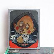 Картины и панно ручной работы. Ярмарка Мастеров - ручная работа Ветер поведёт. Handmade.