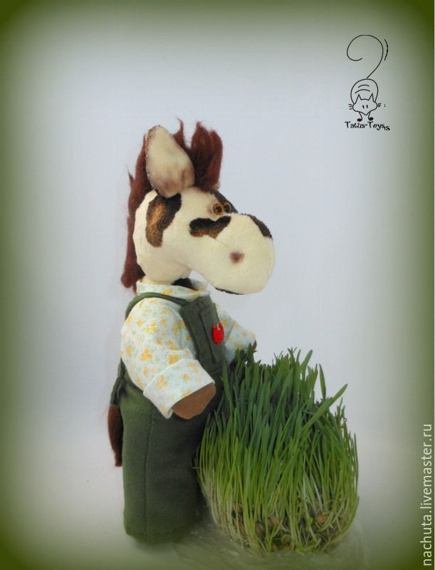 Gardener the Pony, Play sets, Moscow,  Фото №1