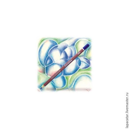 Другие виды рукоделия ручной работы. Ярмарка Мастеров - ручная работа. Купить Художественные цветные карандаши CretaColor по штучно. Handmade.