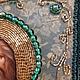 Иконы ручной работы. Икона Серафима Саровского. Мария Назарова. Ярмарка Мастеров. Крестины, икона в подарок, подарок на крещение