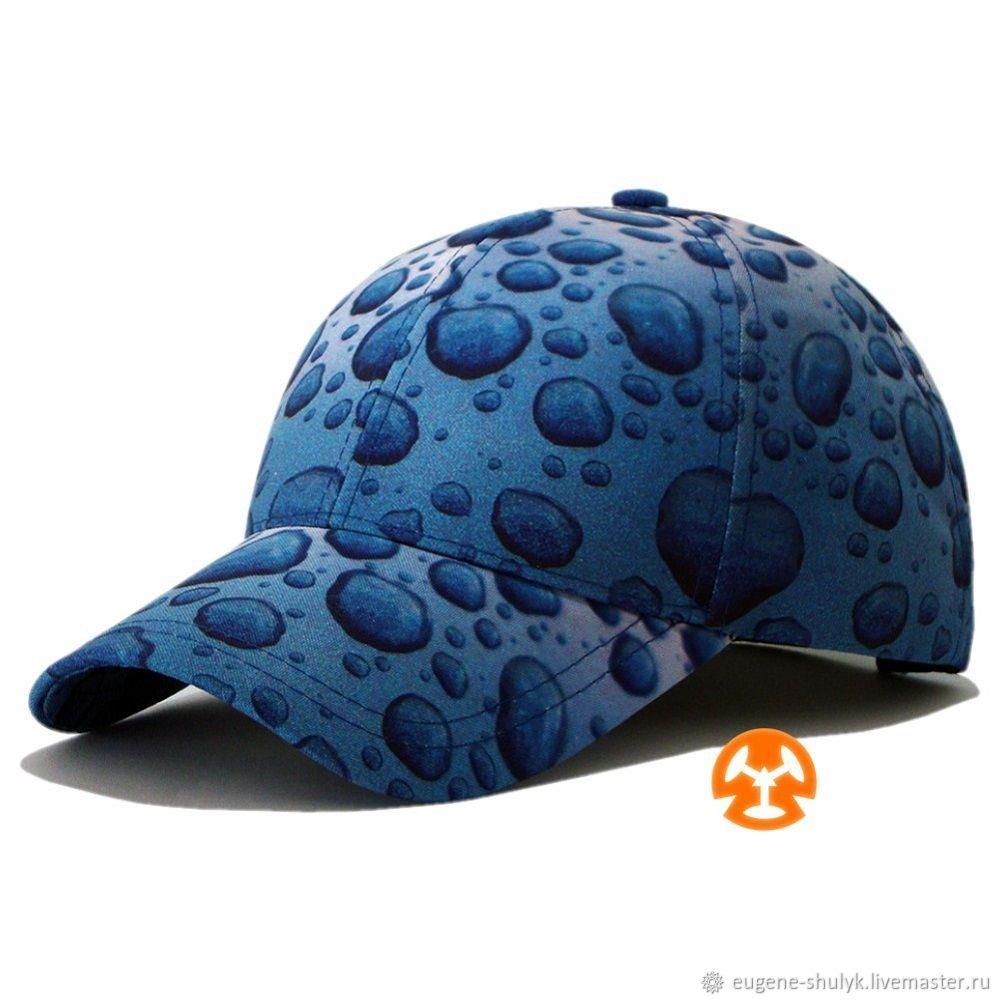 Baseball cap full print Drops, Baseball caps, Moscow,  Фото №1