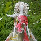 """Куклы и игрушки ручной работы. Ярмарка Мастеров - ручная работа Кукла тильда  """" Ангел Грейс """". Handmade."""