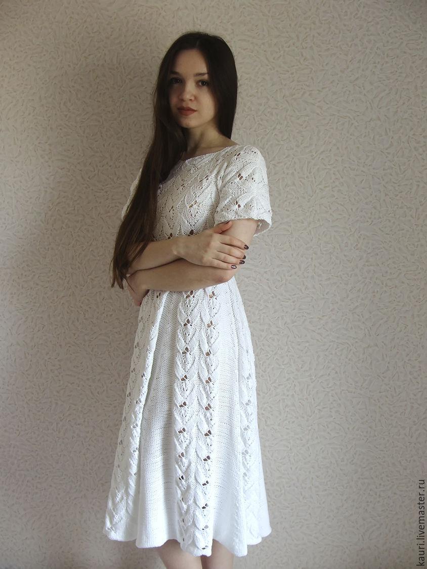 Платье Хлопок Купить