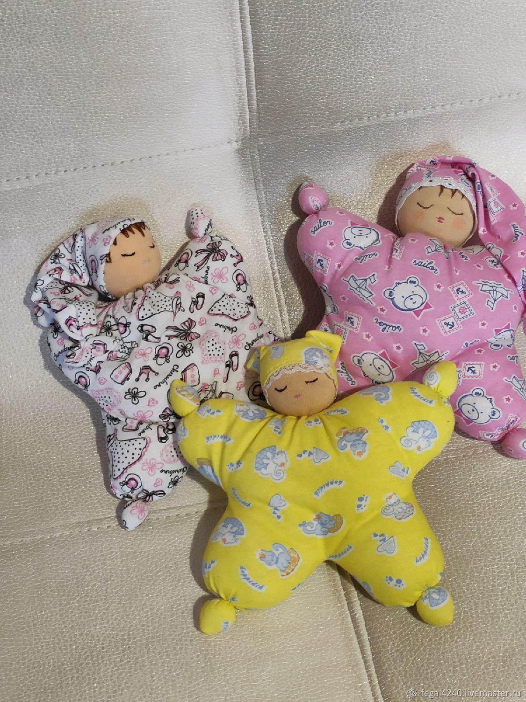 Вальдорфская игрушка бабочка Сплюшка, Вальдорфские куклы и звери, Балахна,  Фото №1