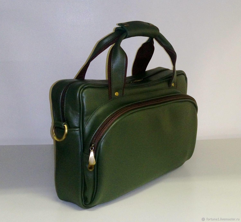 Bag leather 158, Classic Bag, St. Petersburg,  Фото №1