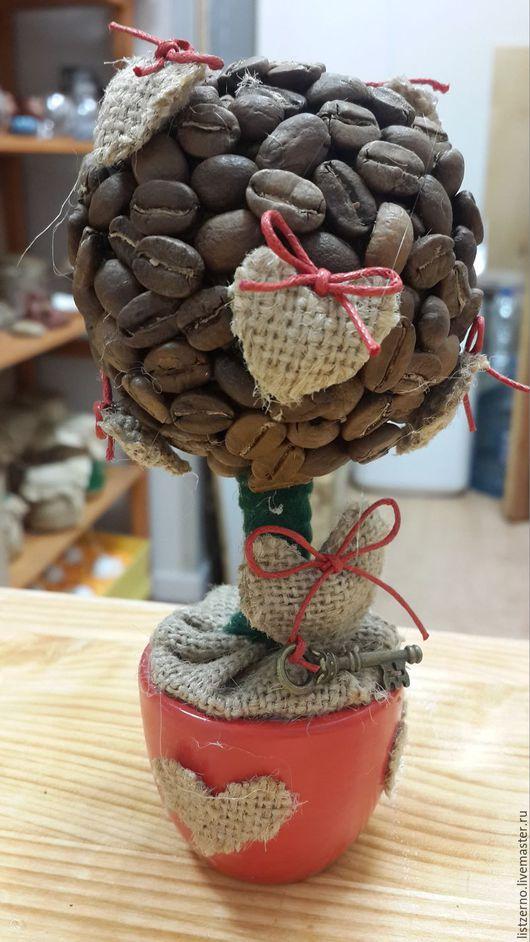 Подарки для влюбленных ручной работы. Ярмарка Мастеров - ручная работа. Купить Влюбленным в кофе а может и ....... Handmade. Дерево, подарок