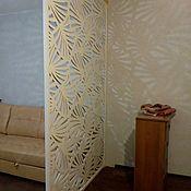 Для дома и интерьера handmade. Livemaster - original item Partition for room. Leaves. Handmade.