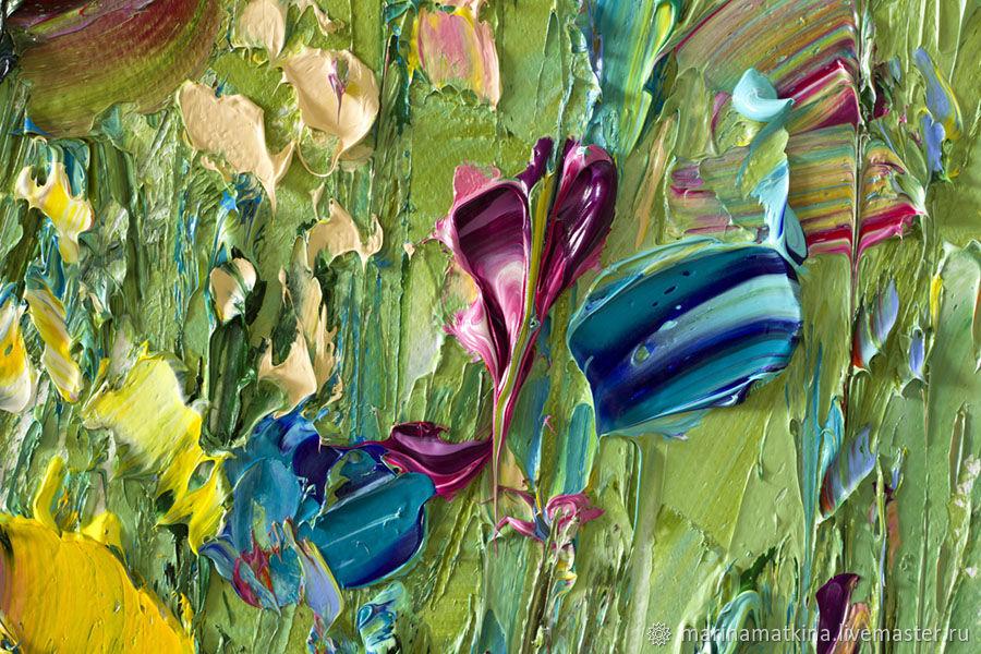 Полевые цветы фото больших размеров