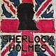 """Люди, ручной работы. Ярмарка Мастеров - ручная работа. Купить Батик-панно """"Sherlock"""". Handmade. Батик, шерлок, sherlock bbc"""