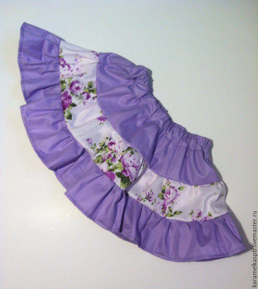 Пышные юбки для девочек доставка