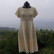 """Одежда ручной работы. Ярмарка Мастеров - ручная работа """"Предрассветный сон"""" платье. Handmade."""