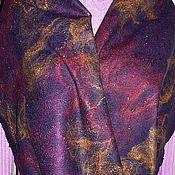 Аксессуары ручной работы. Ярмарка Мастеров - ручная работа Снуд  валяный  нарядный. Handmade.