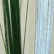Материалы для творчества ручной работы. Ярмарка Мастеров - ручная работа Проволока в бумажной обмотке 100шт/пучок. Handmade.