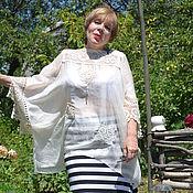 """Одежда ручной работы. Ярмарка Мастеров - ручная работа Туника """"Шарлиз"""". Handmade."""