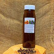 Косметика ручной работы handmade. Livemaster - original item Shower gel Honey with pine nuts. Handmade.