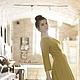 Платья ручной работы. Платье цвета шафрана. NikaPana. Интернет-магазин Ярмарка Мастеров. Индия, свет, платье на каждый день