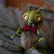 Куклы и игрушки ручной работы. Ярмарка Мастеров - ручная работа Жучок Листоед. Handmade.