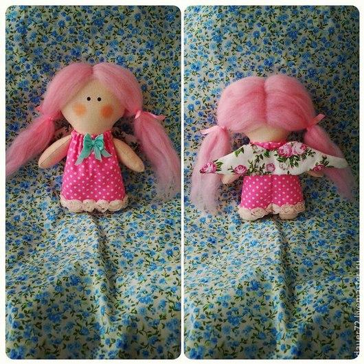"""Сказочные персонажи ручной работы. Ярмарка Мастеров - ручная работа. Купить Кукла """"Ангел"""". Handmade. Бледно-розовый, кукла"""