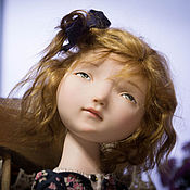 Куклы и игрушки ручной работы. Ярмарка Мастеров - ручная работа Овсянка. Handmade.