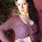 Одежда ручной работы. Ярмарка Мастеров - ручная работа Болеро Равель. Handmade.