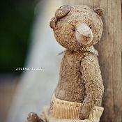 Куклы и игрушки ручной работы. Ярмарка Мастеров - ручная работа Мишка Vincent. Handmade.