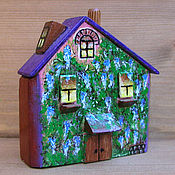 Для дома и интерьера handmade. Livemaster - original item Interior house handmade from a tree