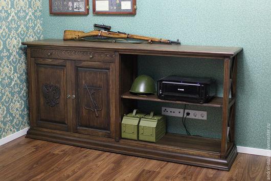 Мебель ручной работы. Ярмарка Мастеров - ручная работа. Купить Деревянная тумба (001). Handmade. Тумба, мебель ручной работы