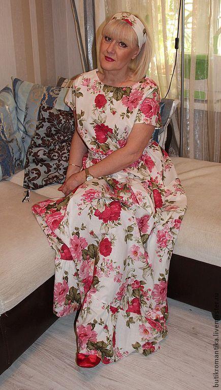"""Платья ручной работы. Ярмарка Мастеров - ручная работа. Купить Платье в пол - """" КАТЕРИНА"""". Handmade. Белый, платье в пол"""
