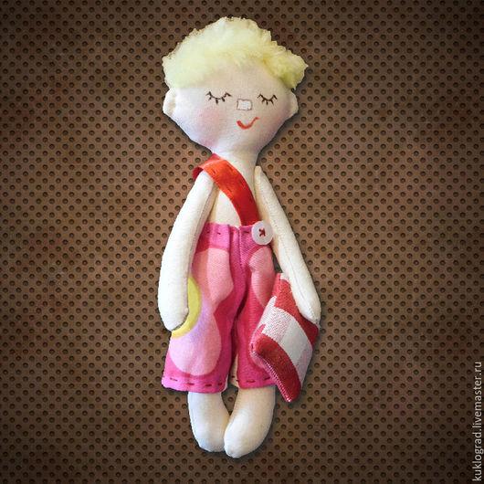 Человечки ручной работы. Ярмарка Мастеров - ручная работа. Купить Сплюшки мальчики и девочки, текстильная игрушка.. Handmade. Оригинальный подарок