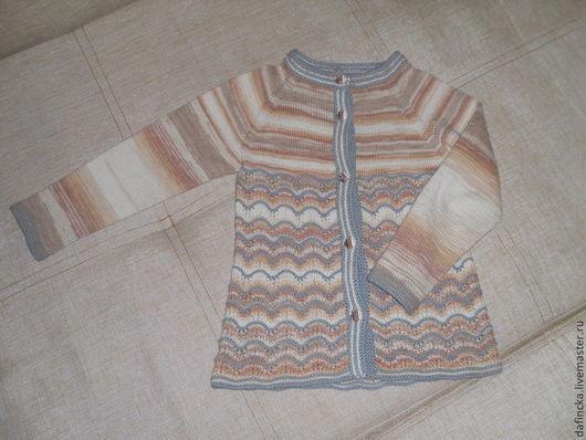 Одежда для девочек, ручной работы. Ярмарка Мастеров - ручная работа. Купить Милая кофточка. Handmade. Красивая, шыкарно, интересные модели